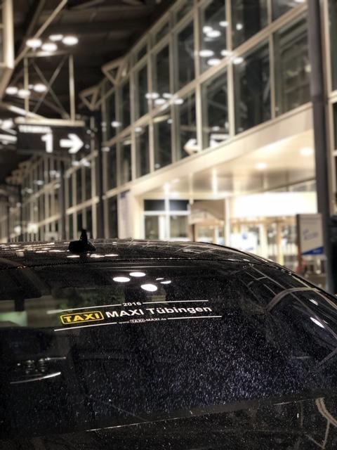 taxi-flughafen